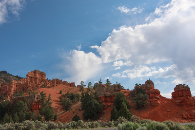 Red Canyon Utah
