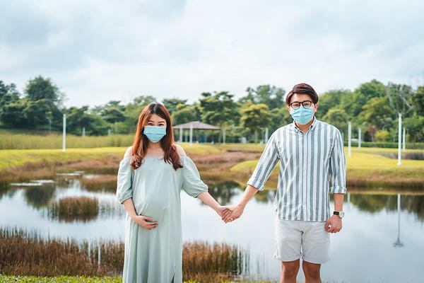 Yong Herng and Kai Sin Pregnancy Shoot