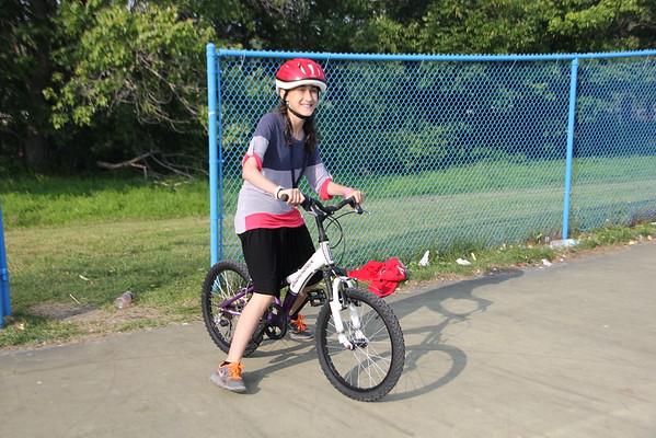 Biking & Rollerblading