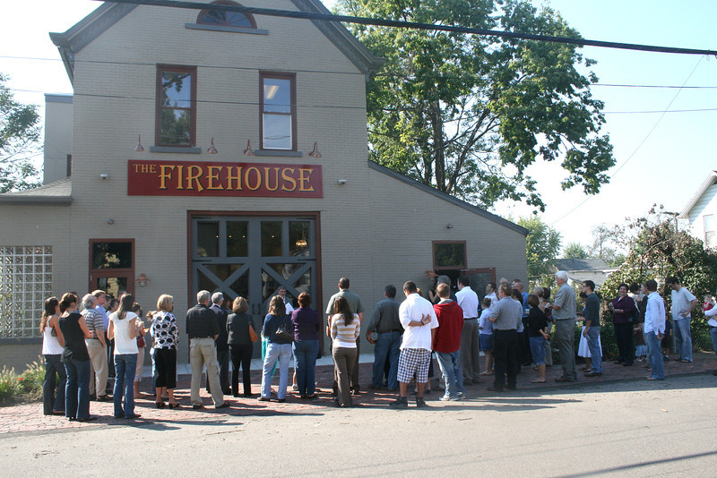 Firehouse Dedication