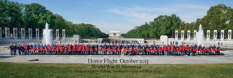Honor Flight #8 (Oct2015)