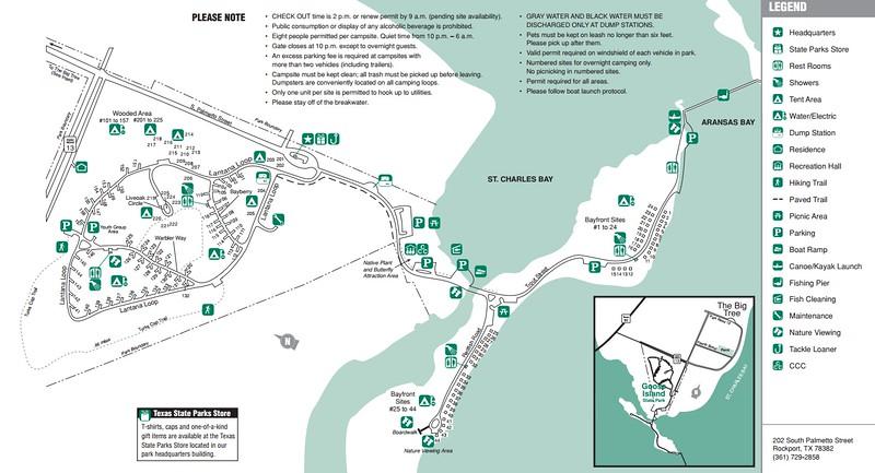 Goose Island State Park
