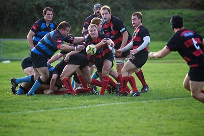 Cheltenham Rugby V Witney 12th November 2011