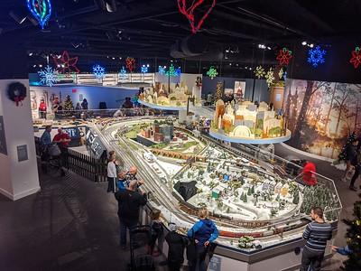 Holiday Junction - Cincinnati Museum Center - 27 Nov. '19