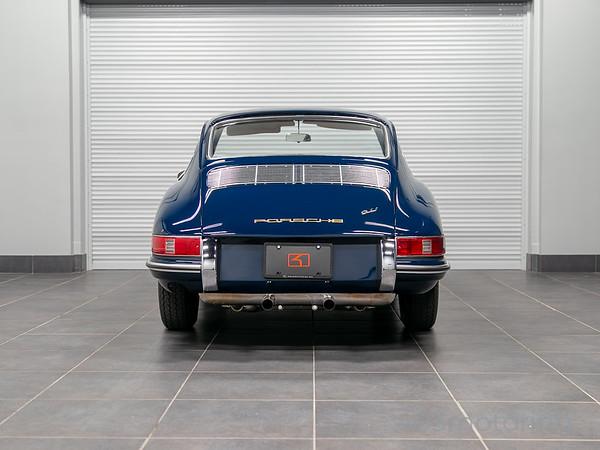 '65 911 - Bali Blue