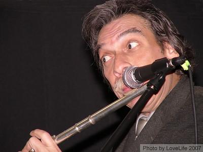 ~ Dave Valentin Concert ~