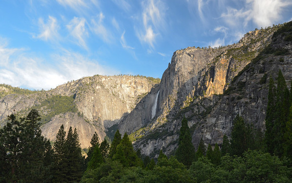 Yosemite National Park/CA - May, 2014