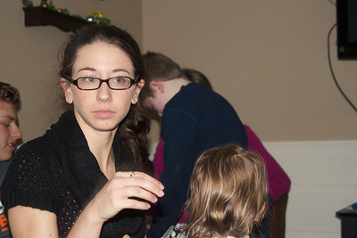 Family Christmas Party December 15 2013