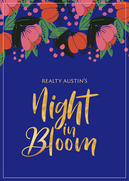 Realty Austin Night in Bloom