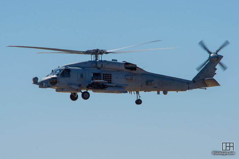 MH-60R Seahawk helicopter