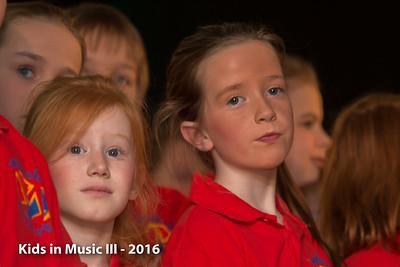 Kids in Music III