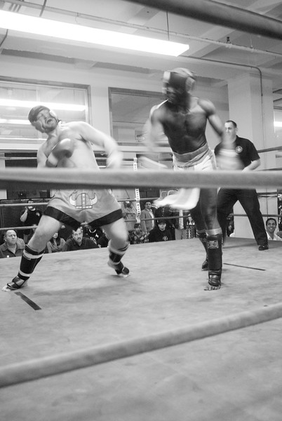 Diango's Multi-Fight Night 01-24-09