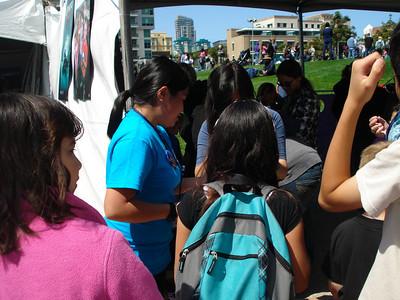 San Diego Science Fair