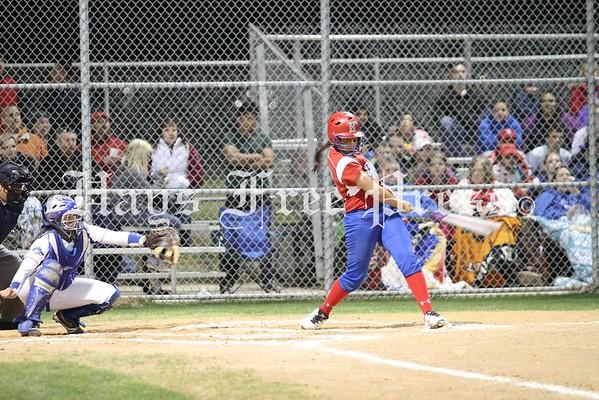 Lady Rebel Softball