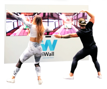 iWall-Immersive Interactive Wall