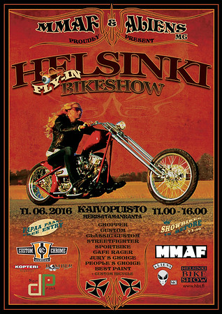 2016 Helsinki Bike Show