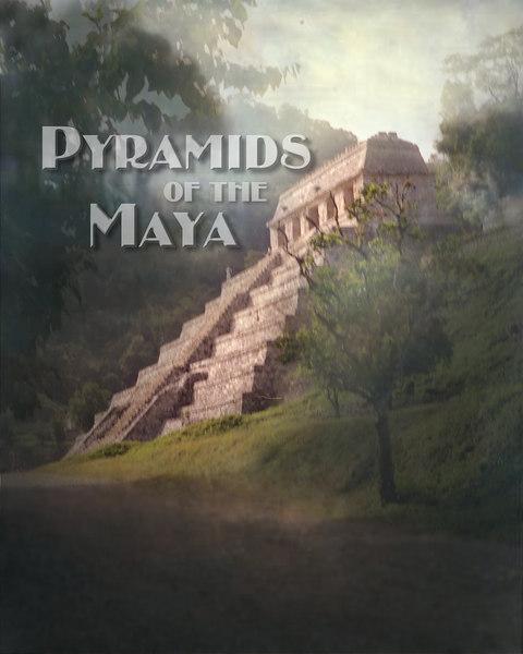 1991 -  Pyramids of the Maya