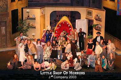Little Shop of Horrors - Cast Photos