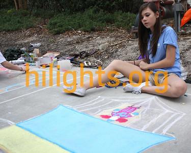 Art Festival, 3-9