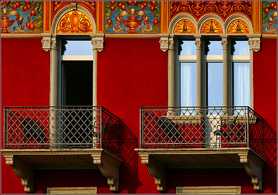 Windows - Balcony