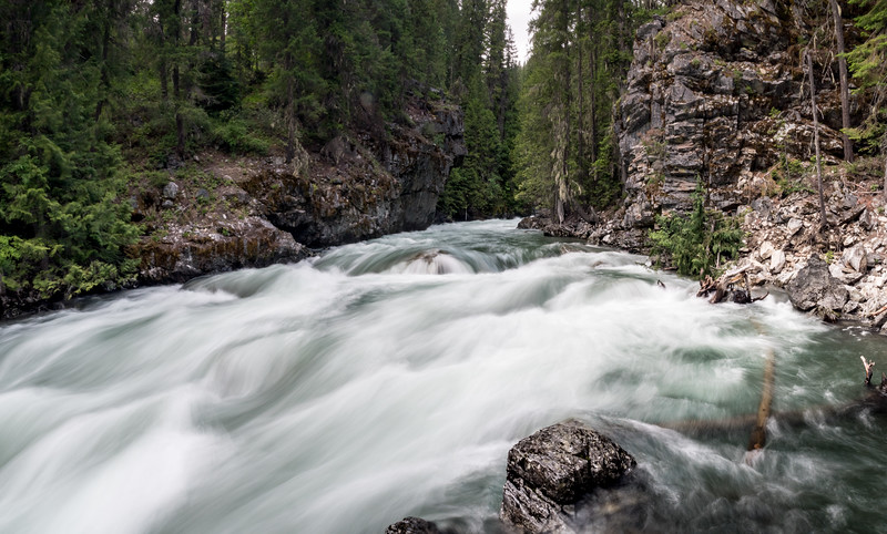 Stehekin River Flow