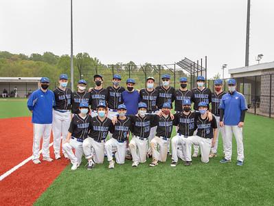 Boys Varsity Baseball 2021