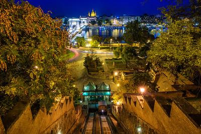 (3) Budapest General night shots