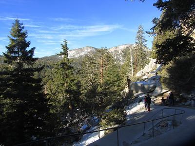 San Jacinto Snowshoe - Dec 26, 2011