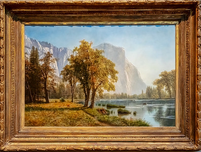 Paintings, American, 19th century and earlier
