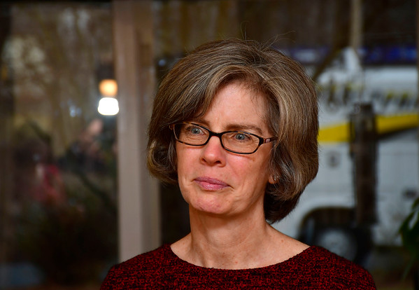 2/6/2020 Mike Orazzi | Staff Liz Cornish at Shady Oaks in Bristol.