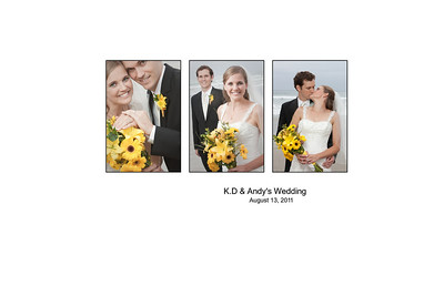 KDs Parent Album Pages
