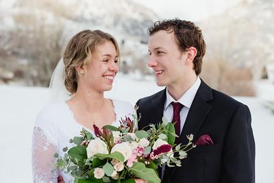 Vanessa & Cooper - Bridals