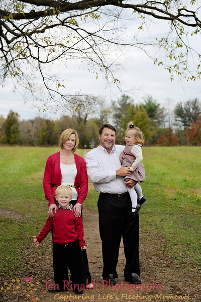 McQuay Family 11/1/12