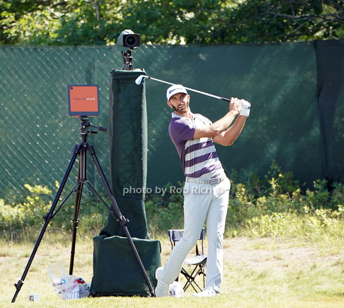 2018 US OPEN with Dustin Johnson