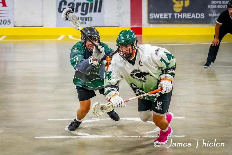 Game, July 24, 2021, Calgary Shamrocks vs Okotoks Marauders