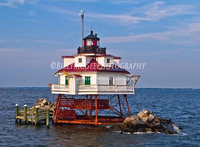 Thomas Point Lighthouse - 31 Jul 2010