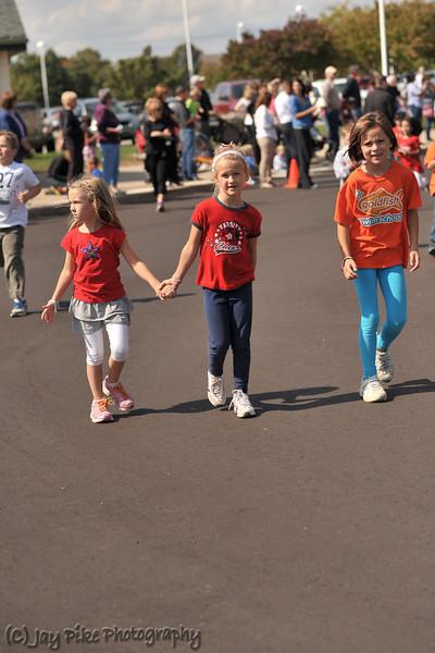 September 28, 2012 - Road Rally - 1:10-1:50 - 1st Grade