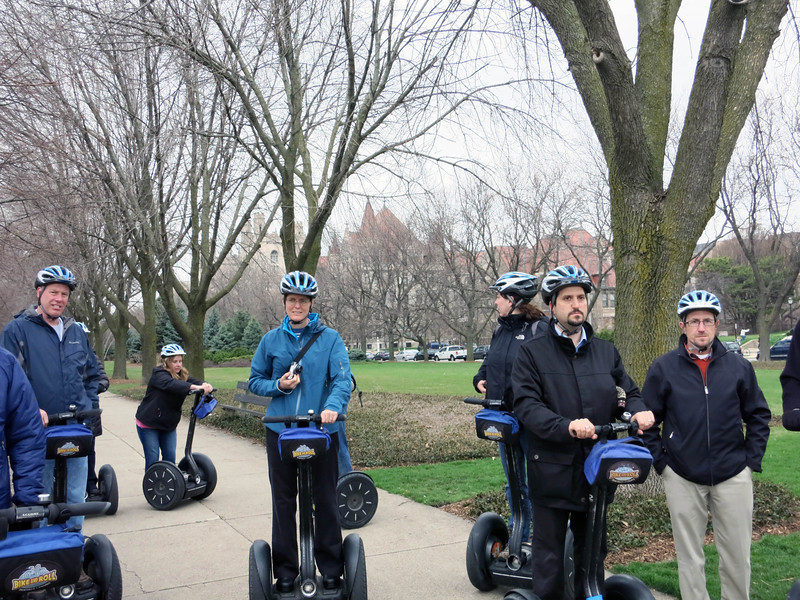 12-Segway tour on the Midway