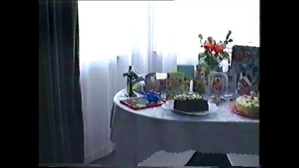1999v Annie's 1st Birthday