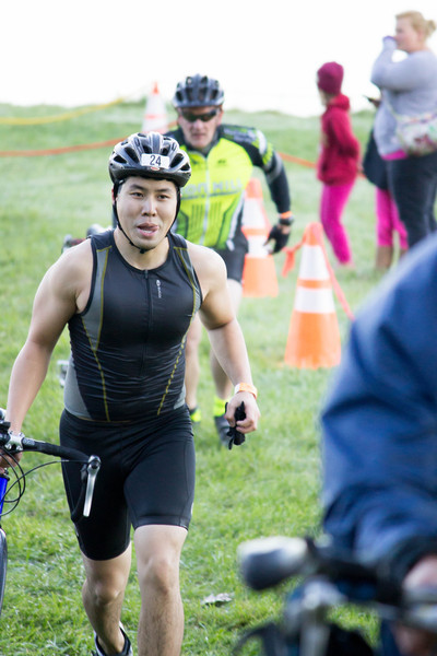 Marshman Sprint Triathlon 2013