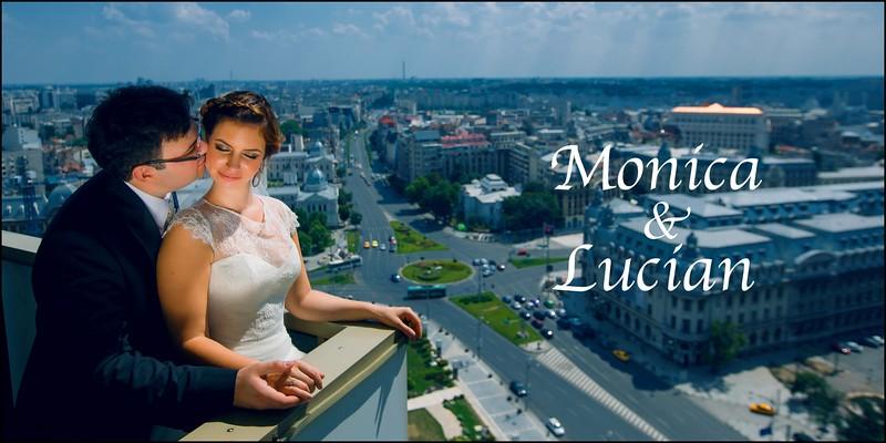 Album Monica & Lucian Nunta