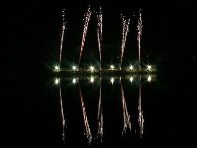 Britiish Musical Fireworks Championships - GForce Fireworks