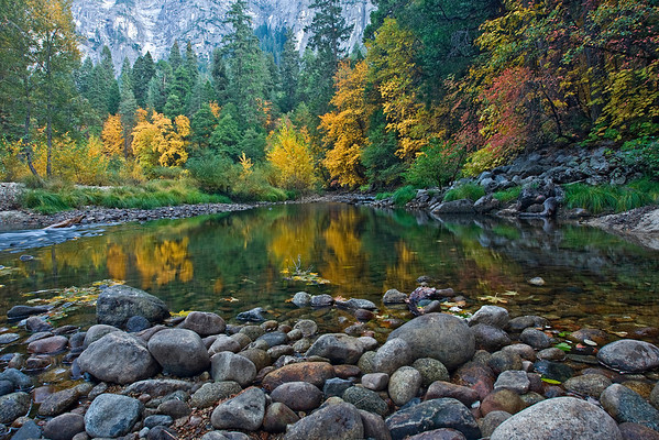The fall in Yosemite & Eastern Sierras