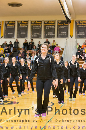 Hutch Danceline 1-28-14