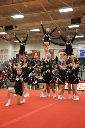 Edsel Competitive Cheer