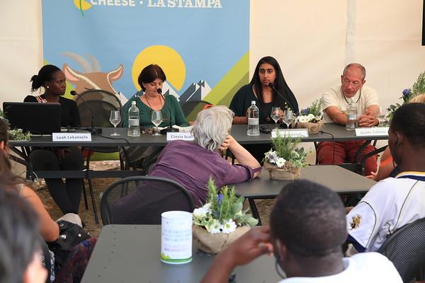 Conferenza - Il ruolo dei migranti nella filiera del latte e del formaggio