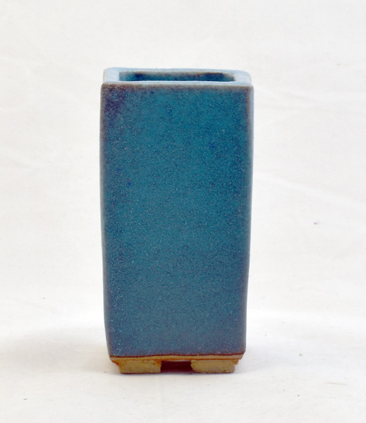 Small Turquoise Pot