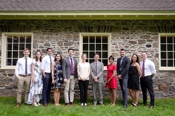Columbia-Bassett Program Graduation 2019
