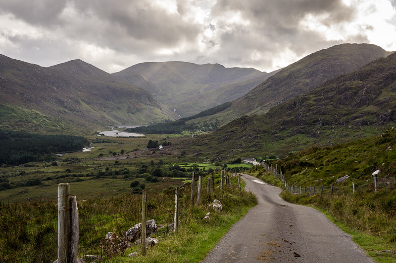 Black Valley of County Kerry