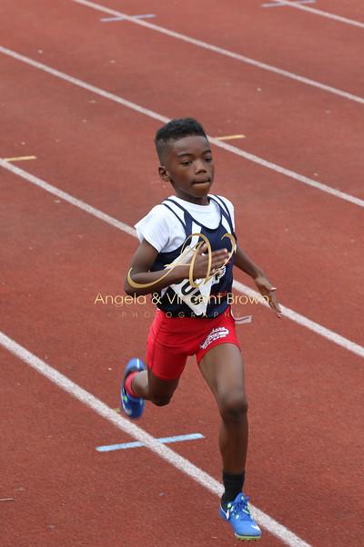 Dev4: 100m Finals